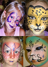 Face Painting by Nina